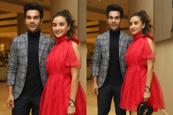 actor rajkumar rao spotted at malaika arora birthday party with his girlfriend