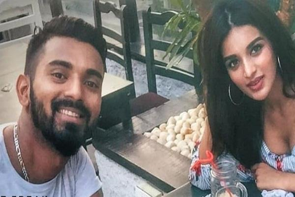 this actress made a full stop on dating rumours with kl rahul said this