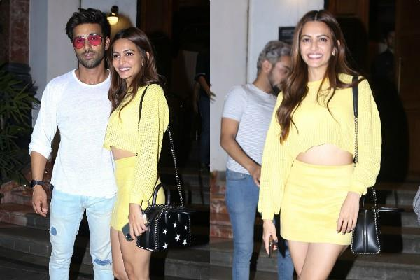 kriti kharbanda celebrate her birthday with rumoured boyfriend pulkit samrat