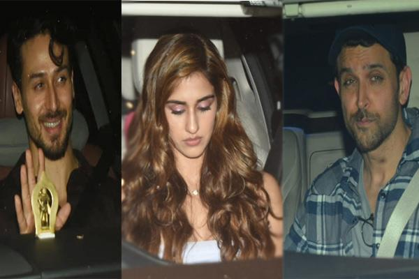 war special screening in yashraj studio mumbai see pics