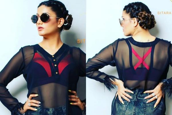 sapna choudhary latest photoshoot look will shock you
