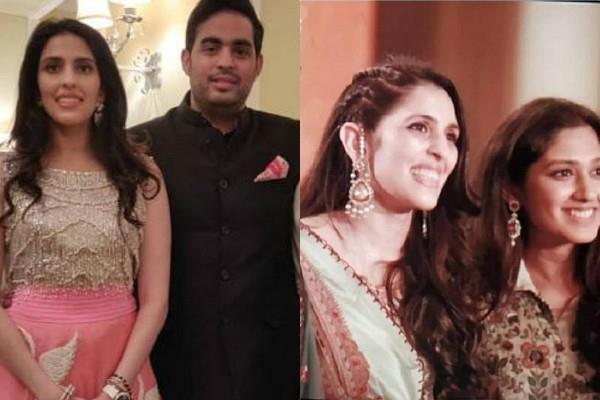 shloka mehta akash ambani isha ambani dance together at family friend wedding