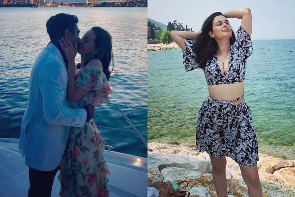 evelyn sharma get engaged to boyfriend tushaan bhind