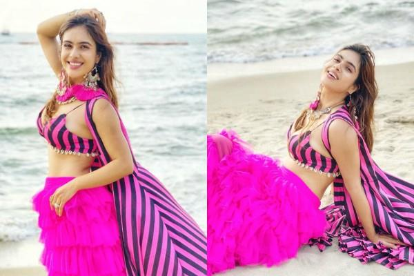 neha malik photoshoot pictures