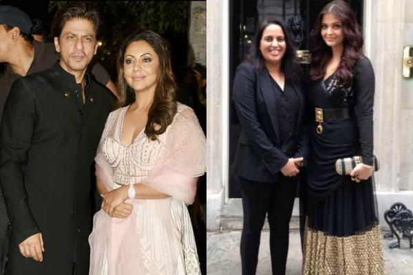 shah saved aishwarya manager after her dress caught fire at diwali party
