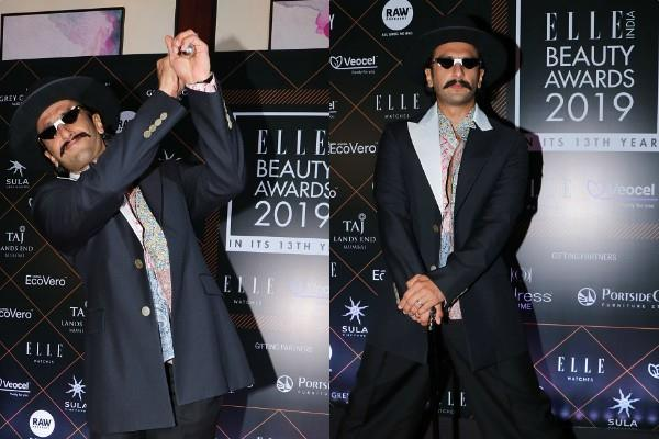 fans trolled ranveer singh for his look