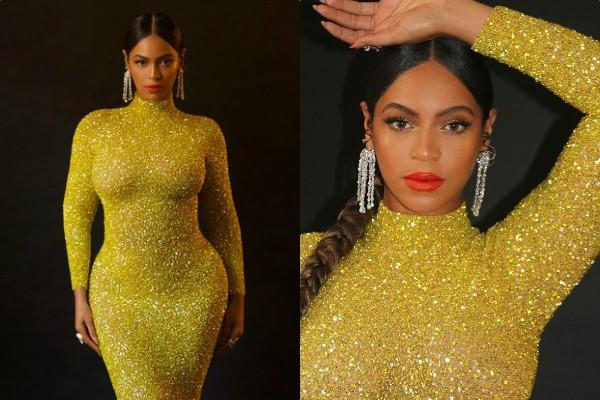 pop singer beyonce looks stunning in her latest pictures