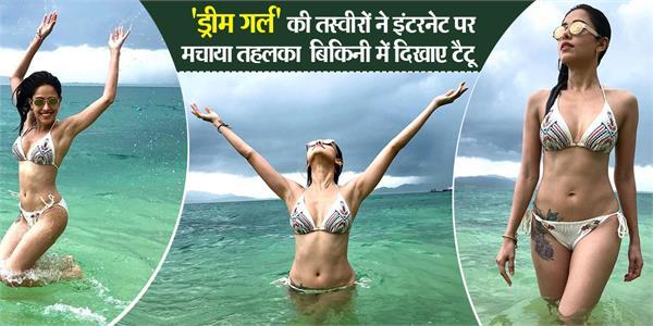 dream girl star nushrat bharucha sizzles in her latest pictures