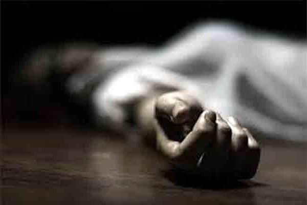 married woman commits suicide