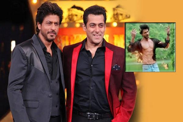 salman praises shahrukh khan for saving aishwarya s manager at diwali party