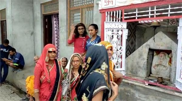 mathura a village where women do not keep karva chauth fast