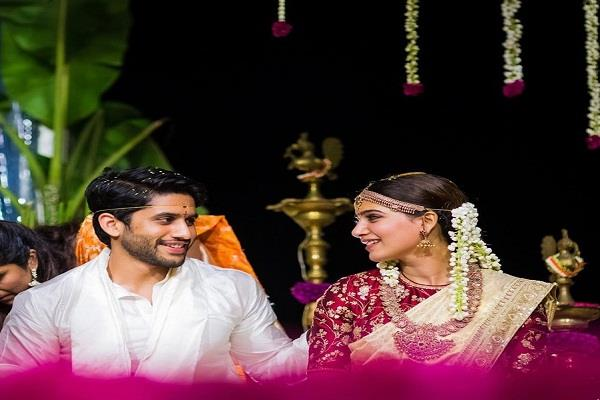 stars samantha akkineni and naga chaitanya unseen pictures