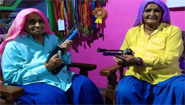 exclusive interview with chandro tomar prakashi tomar film saand ki aankh