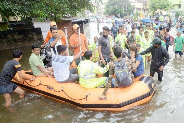 cabinet secretary done meeting over flood