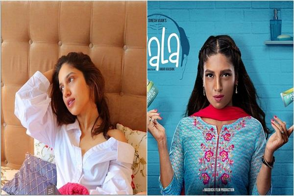 bhumi pednekar in troubles again after saand ki aankh