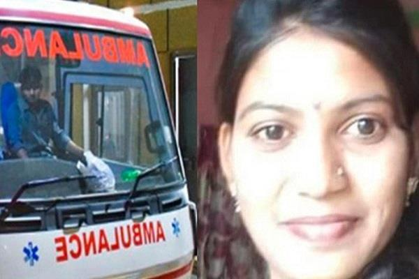 newborn baby and actress pooja zunjar died due to ambulance not reach on time