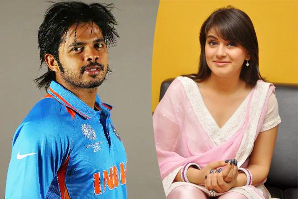 sreesanth and hansika motwani to star in a horror comedy