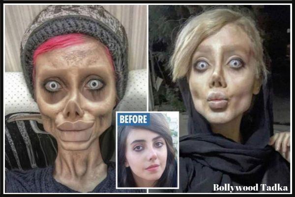 iran arrests instagram star sahar tabar angelina jolie