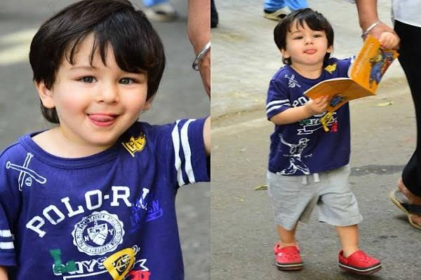 taimur ali khan will go abroad for studies will follow dad and dad s trade