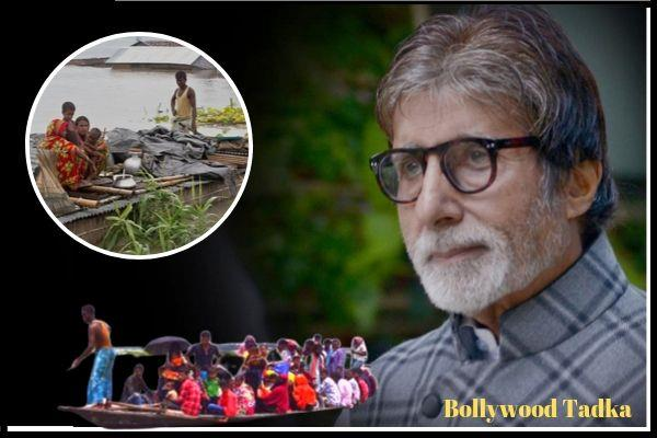 amitabh bachchan donate 51 lakh for bihar flood relief