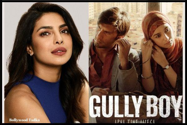 priyanka chopra promote gully boy in abroad