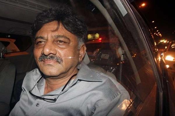 dk shivakumar spoke in court no evidence against me