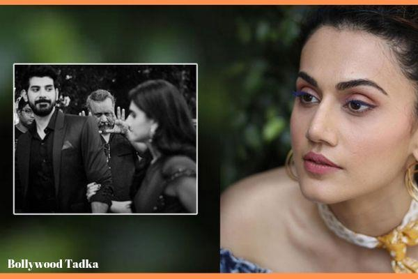taapsee pannu compelted her movie thappad shooting