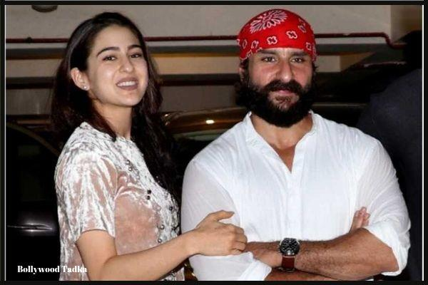 saif ali khan give advice to sara ali khan