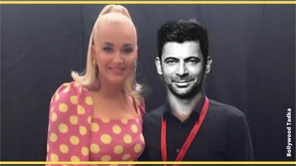 sunil grover share photo with katy perry photoshops