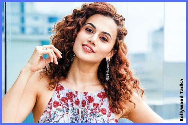 taapsee pannu saying about her movie selection