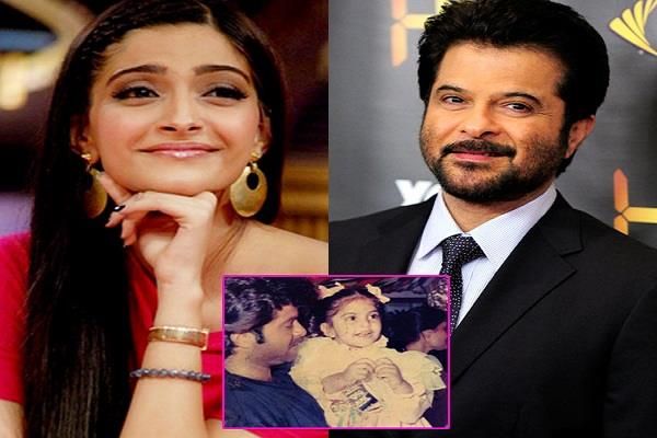 anil kapoor saying about sonam kapoor