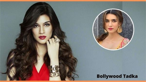 kriti sanon saying about herself