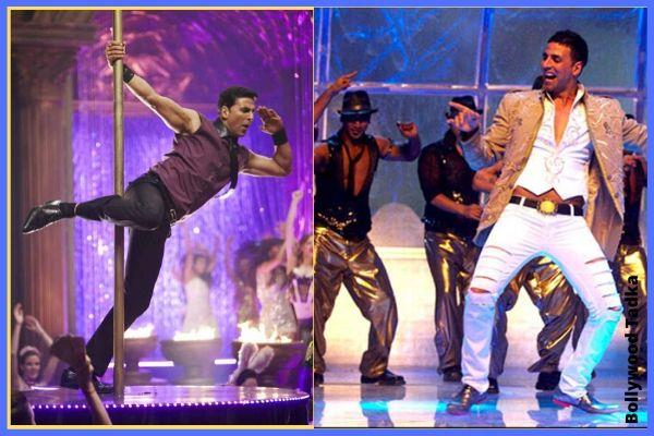 akshay kumar shoot a song with 300 dancer