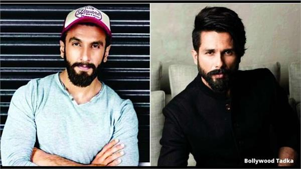 shahid kapoor saying about ranveer singh