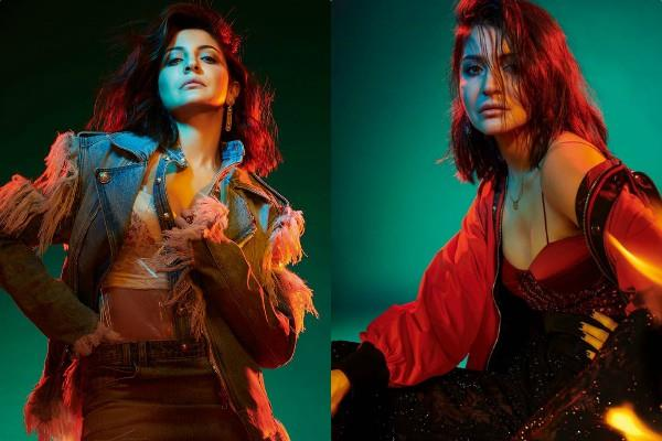 anushka sharma looks gorgeous in her latest photoshoot pictures