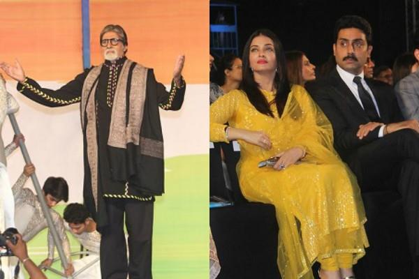 amitabh bachchan aishwarya rai abhishek pays tribute to mumbai attack heroes