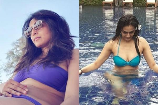 yeh rishta kya kehlata actress niyati joshi bold and glamorous pictures