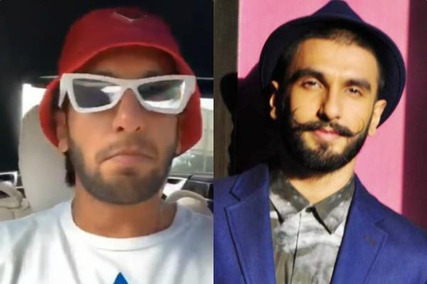 ranveer singh react on comments of users