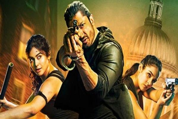 movie review of film commando 3