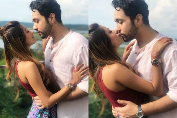 kangana ranaut ex boyfriend adhyayan suman romantic photo with maera mishra