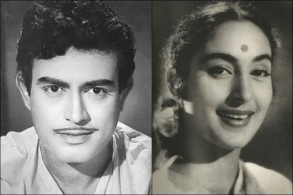 nutan slapped sanjeev kumar remained bachelor for her