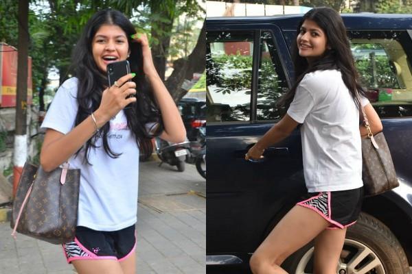 varun dhawan niece anjini dhawan look cool in these pictures