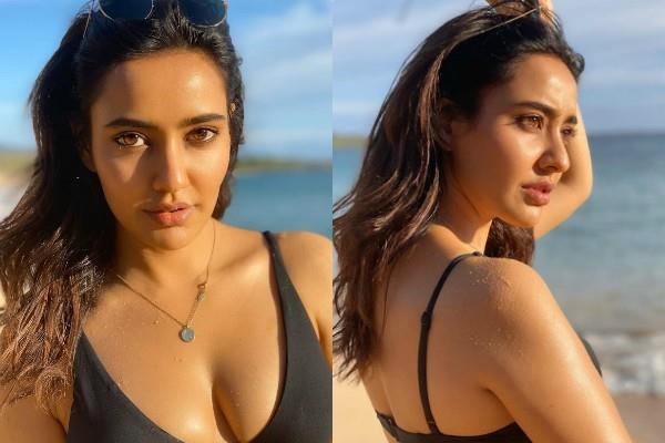 neha sharma holiday pictures viral