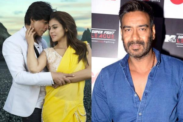 fan asked would kajol have married shahrukh khan if she had not met ajay devgn