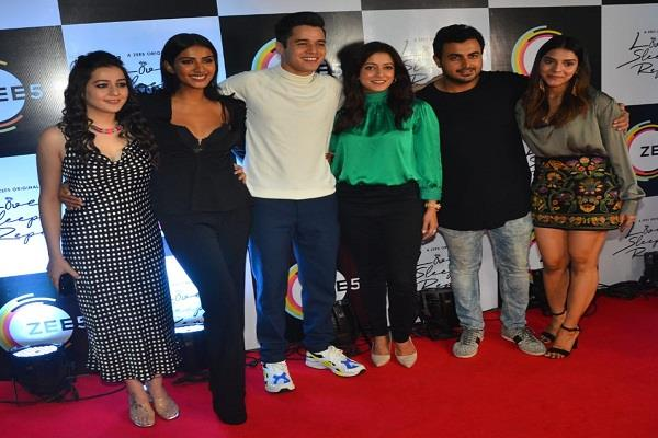 stars spotted at screening of love sleep repeat