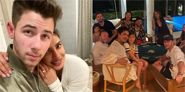 priyanka celebrates thanksgiving festival with hubby nick jonas