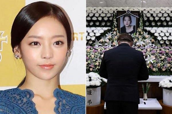 korean singer actress goo hara found dead in house