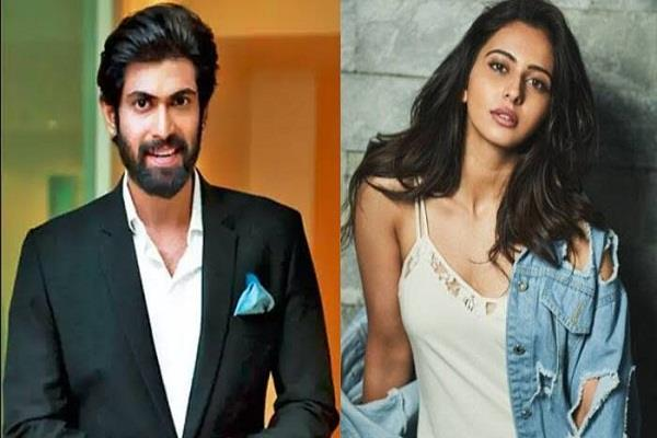 rakul preet is in a relationship with the bahubali actor said this in chat show