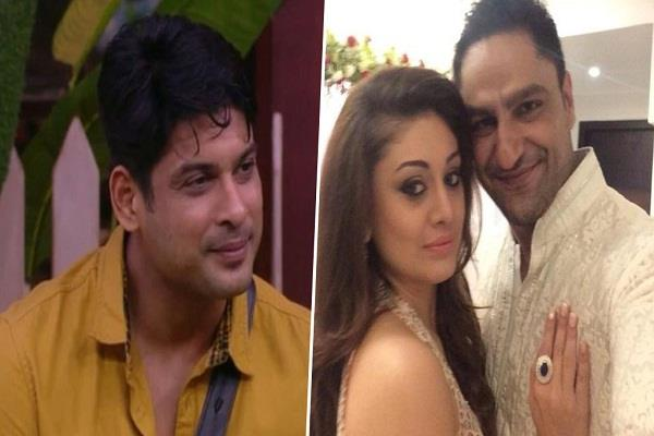shaifali s husband targets siddharth shukla says he treats women like doormat
