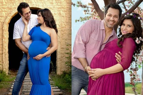 taarak mehta ka ooltah chashmah fame priya ahuja flaunts her baby bump
